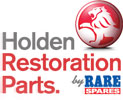Holden Restoration Parts by Rare Spares